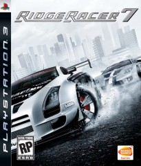Đĩa PS3 Ridge Racer 7(Bcas20039) *